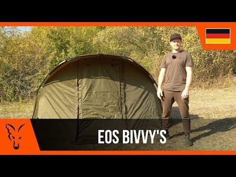 *** Karpfenangeln TV *** EOS Bivvy's