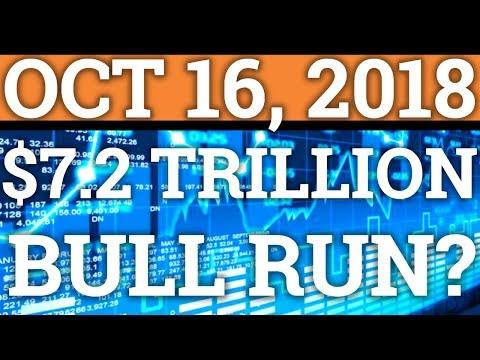 $7.2 TRILLION GIANT ENTERING CRYPTOCURRENCY? BULL RUN? BITCOIN BTC, RIPPLE XRP (PRICE + NEWS 2018)