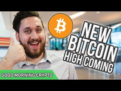 Bitcoin New All-Time Highs? // Bitcoin BTC Price Prediction // CryptoCurrency Market News