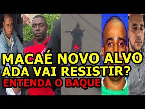 TCP BAQUEIA ADA EM MACAÉ, FRENTE DAS MALVINAS FICA ESCALDADO COM MORADORES