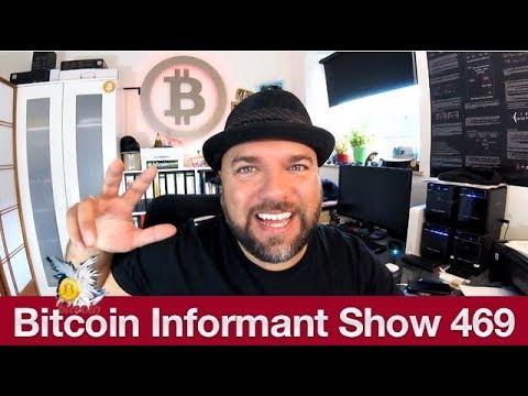 #469 Krypto Niederlage für Bafin, Bitcoin wird 2019 ausbrechen & Stablecoins