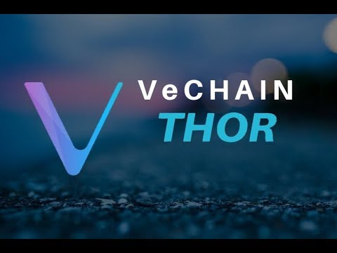 VECHAIN HAS MORE ROI THAN NEO?! WATCH OUT FOR SCAMS!  VET TO BE A PLATFORM TOKEN?