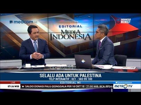Indonesia Selalu Ada untuk Palestina