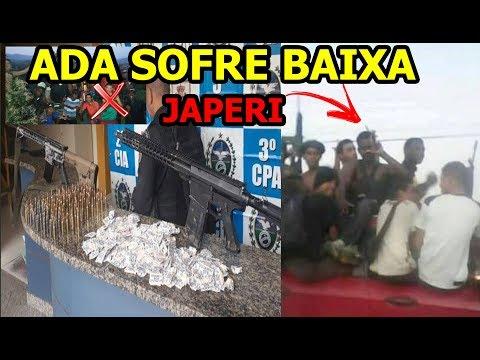 2 ADA CAI EM BEIRA RIO JAPERI