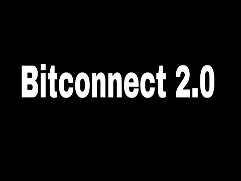Bitconnect 2.0? P3D (Powh) Token?