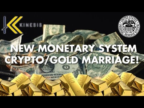KINESIS.MOENY: Gold-Backed Cryptocurrency + Yield: Thomas Coughlin Explains