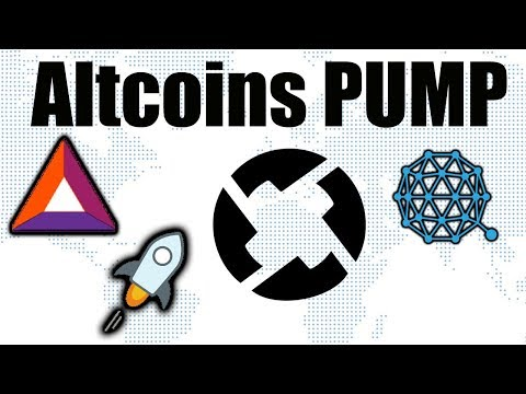 ALTCOINS PUMP! – Coinbase Speculation – Daily Bitcoin and Cryptocurrency News
