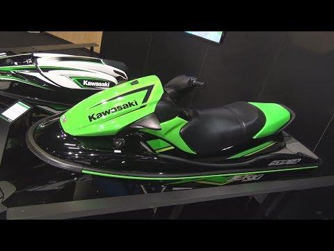 Kawasaki Jet Ski STX-15F (2019) Exterior and Interior