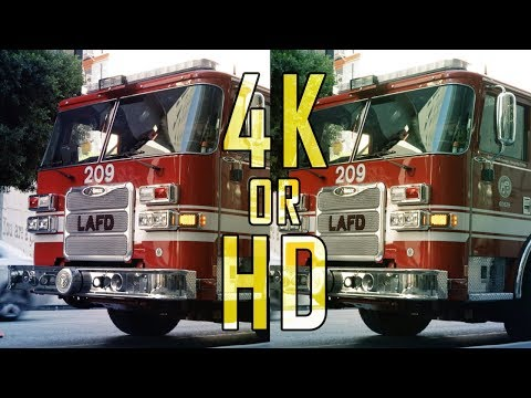 4K vs HD on EOS R | Can you ACTUALLY see the difference?