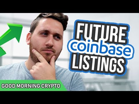 Future Coinbase Listings // CryptoCurrency News // Crypto Altcoin News