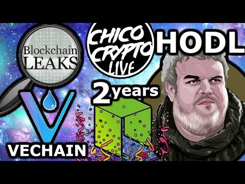 Blockchainleaks.io Vechain Exposed.Hodor HODL!! NEO Bday! $DERO $BZNT $BAT