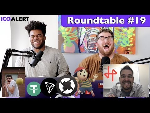 Roundtable #19: ZRX on Coinbase, TRON (TRX) & Baidu, USDT vs TUSD, Hoshocon