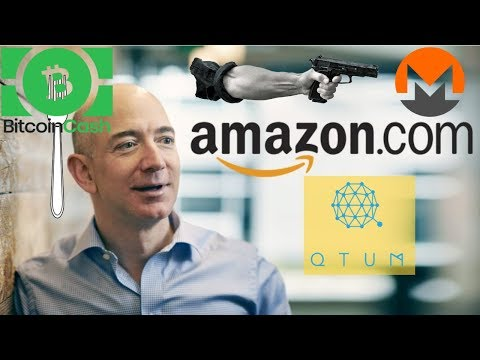Qtum & Amazon Partnership! Next Coinbase? Monero Privacy Enhanced! Bitcoin Cash Fork? ZEN Giveaway!