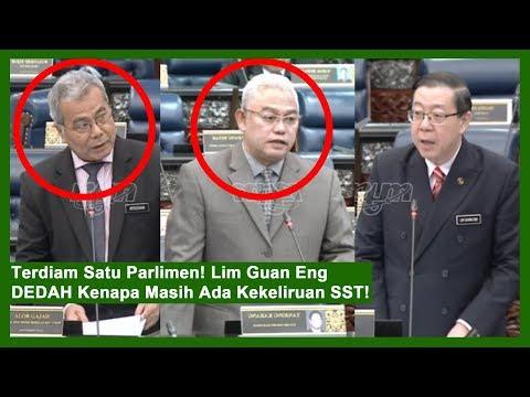 Terdiam Satu Parlimen! Lim Guan Eng DEDAH Kenapa Masih Ada Kekeliruan SST!