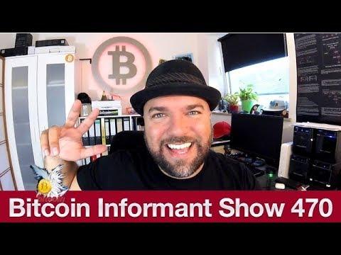 #470 Bitcoin kaufen am Geldautomaten, Joey Krug & Mining Hardware und US Zölle
