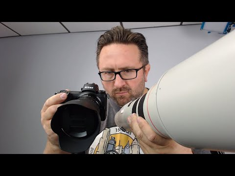 Nikon Z7 vs Canon EOS R Body and Specs Comparison