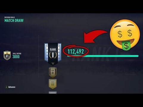 *OMG* This Division Rivals GLITCH is GAME BREAKING… (FIFA 19)