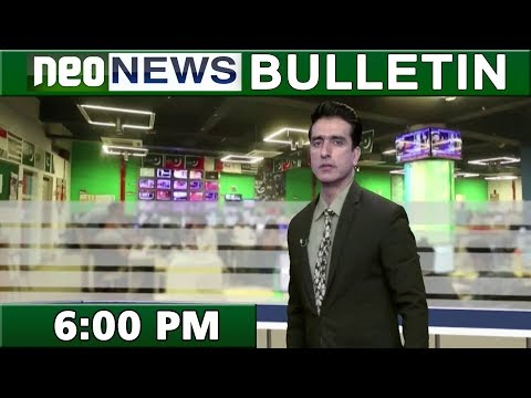 Neo News Bulletin | 6:00 PM | 18 October 2018