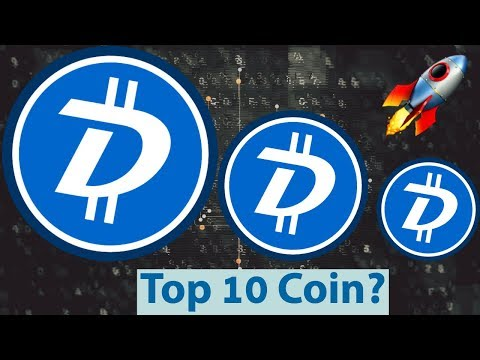 Why Is DigiByte(DGB) Not A Top 10 Coin Yet?
