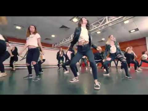 David Guetta feat. Sia – Flames | choreography by @adamnemethaf1 | AForce1