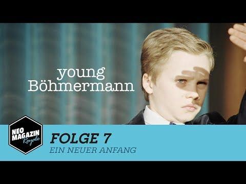 Young Böhmermann Folge 7 – Ein neuer Anfang | NEO MAGAZIN ROYALE mit Jan Böhmermann