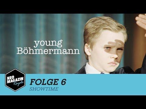 Young Böhmermann Folge 6 – Showtime | NEO MAGAZIN ROYALE mit Jan Böhmermann