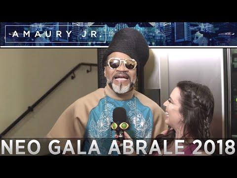 Com a presença de famosos, ABRALE apresenta o seu primeiro Neo Gala