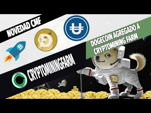 DOGECOIN EN CRYPTOMININGFARM