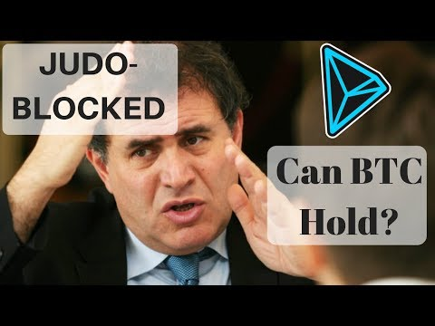 $6600 Bitcoin! Tron Massive Partnership… Maybe Not? You Blocked By Nouriel? RAPIDS RPD Giveaway!