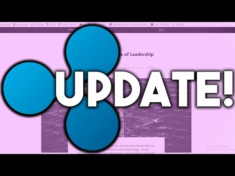 Huge Ripple (XRP) Update! – Ripple (XRP) Working With Microsoft!