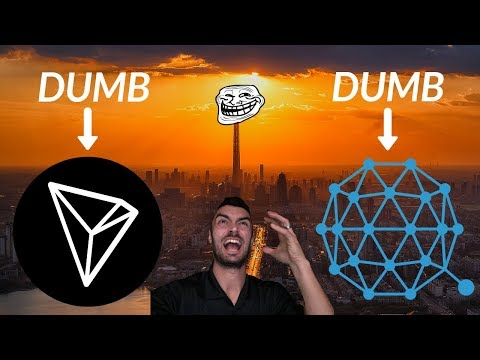 Tron and Qtum – The Partnerships That Failed Us