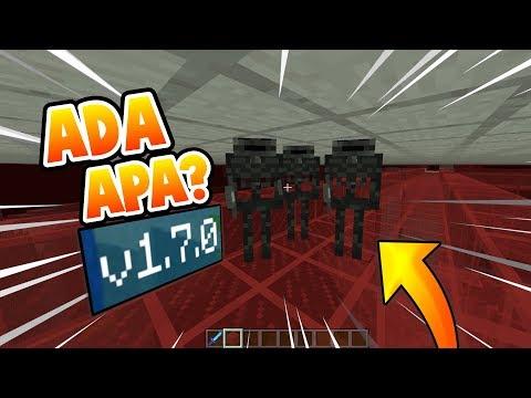 ADA APA dengan MCPE?!? – MCPE 1.7 Official