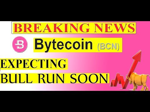 BYTECOIN BCN PRICE PREDICTION EXPECTED BIG PROFITS SOON  | BYTECOIN MINING  #BCN  #GAMESZCRYPTO