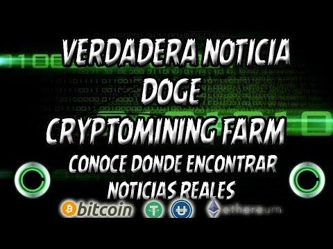 Lo que no sabias de DOGE coin en CryptominingFarm 3.0 2018