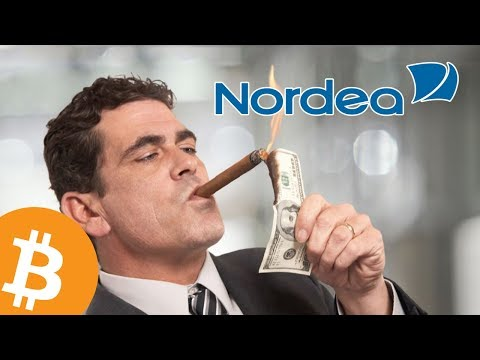 Nordea Bank Caught For Money Laundering – Daily Bitcoin and Cryptocurrency News