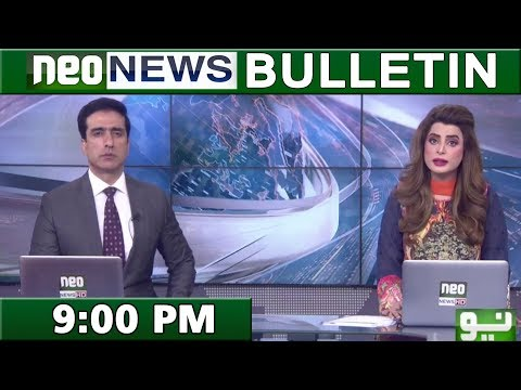 Neo News Bulletin | 9 : 00 Pm | 19 October 2018