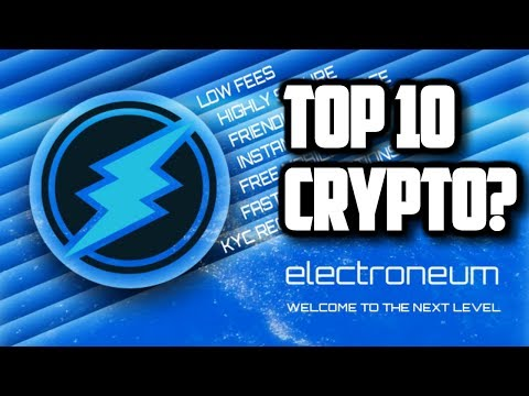 Will Electroneum ETN Be a Top 10 Crypto? ETN Price Ready To Rise!