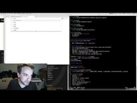 George Hotz   Programming   keep trying to send a transaction with BITCOIN CASH from SCRATCH part2