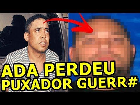 CARRÉ ADA PERDE BRAÇO DIREITO NO GUANDU CONTRA TCP