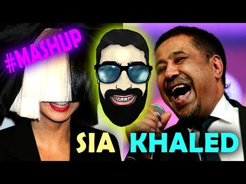 Khaled Aicha vs Sia the Greatest Mashup by Mumu Music