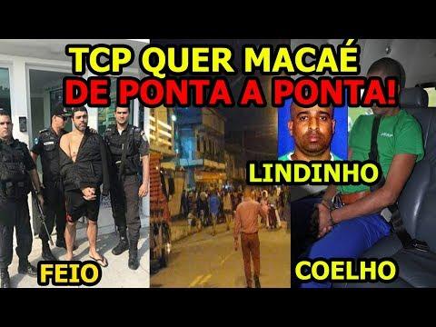 TCP DÁ MAIS UM BAQUE NO TERRITORIO DO ADA MACAÉ
