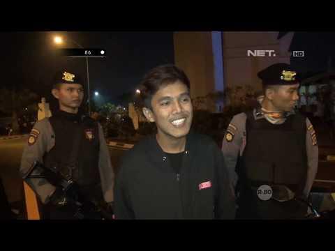 Tertangkap Membawa Miras, Pemuda Pemudi ini Tidak ada yang Mengaku