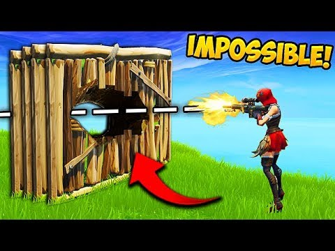 THE *IMPOSSIBLE* SNIPER SHOT! – Fortnite Funny Fails and WTF Moments! #357