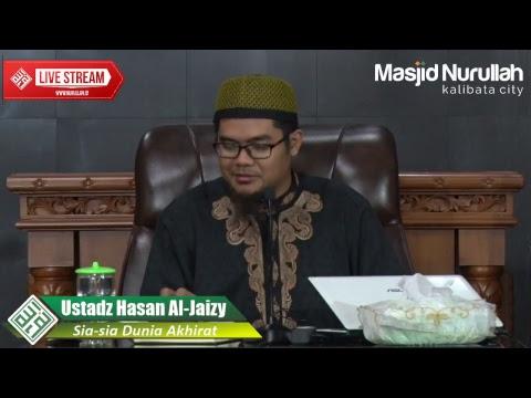 Ustadz Hasan Al-Jaizy ~ Tafsir Al-Aisar : Sia-sia Dunia Akhirat (Surat Ali Imran 20 – 22) ~