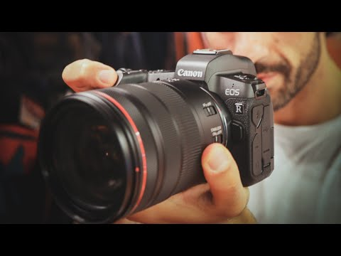 CANON EOS R || Review