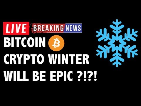 Crypto Winter Will Be Epic for Bitcoin (BTC)?! – Cryptocurrency Technical Analysis & Market News
