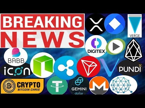 BE READY! $80m USDT MOVED to BINANCE!🔸 0x INSIDER TRADING!🔸 TRON to help YouTube?🔸 Amazon & QTUM