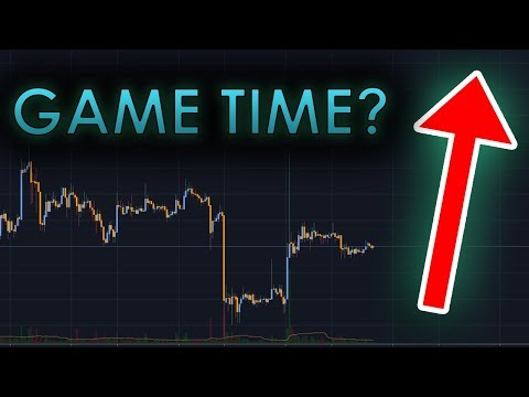 IS THE CRYPTO MARKET ABOUT TO POP OFF!? – BTC/CRYPTOCURRENCY TRADING ANALYSIS