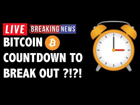 Countdown to Bitcoin (BTC) Breakout Begins?!- Crypto Market Technical Analysis & Cryptocurrency News