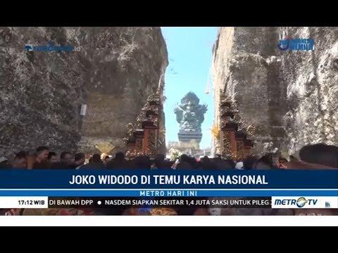 Jokowi Bertemu Ribuan Warga Indonesia di Bali, Ada Apa?